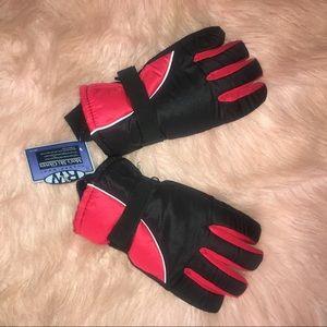 Rugged Wear ~ Men's Winter Ski Gloves